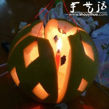 DIY灯笼 有趣又好玩! -  www.shouyihuo.com