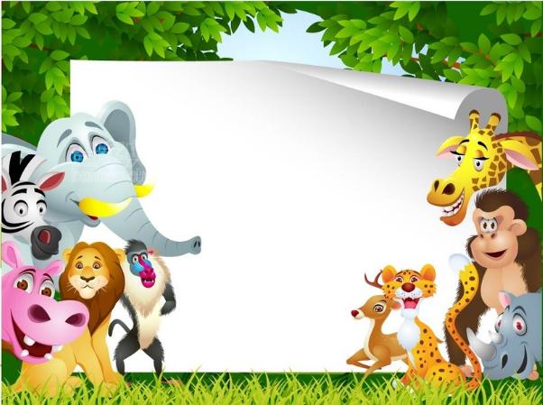 世界森林日  动物插图