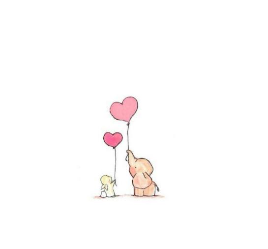 爱护动物  插图